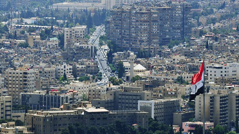 Замглавы МИД России обсудил с послом Израиля ситуацию в Сирии