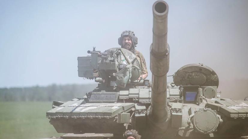 На Украине заявили о готовности создать Барнаульские и Мурманские полки