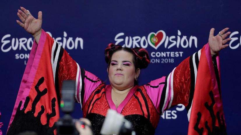 Американская студия заподозрила плагиат в победившей на Евровидении песне