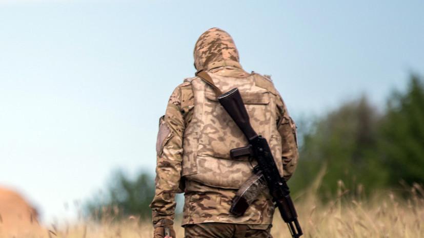 Главный военный прокурор Украины Анатолий Матиос рассказал, сколько единиц огнестрельного