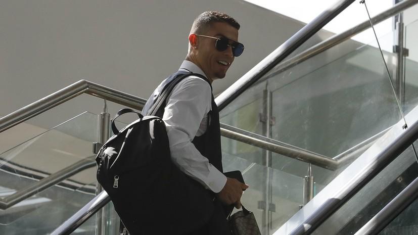 СМИ: «Реал» предложит Роналду новый контракт с зарплатой €30 млн
