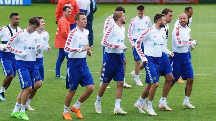 Радимов оценил шансы сборной России по футболу в матче с Хорватией