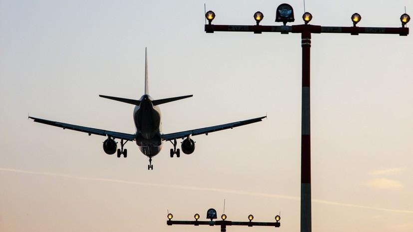 В Москву прибыл первый рейс сирийской авиакомпании Cham Wings Airlines