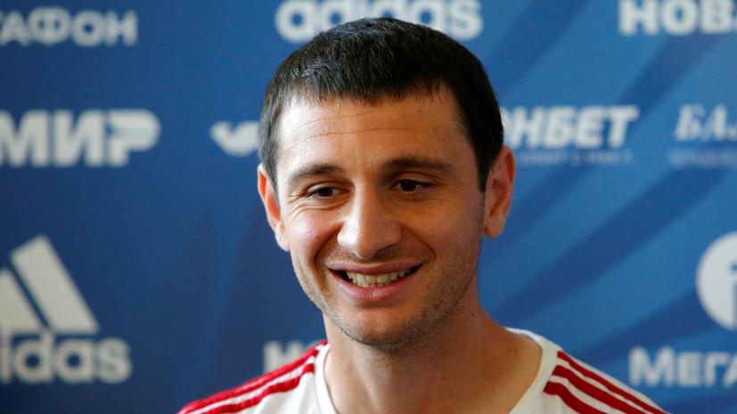 Дзагоев надеется, что сборная России покажет свою игру в матче с Хорватией на ЧМ-2018