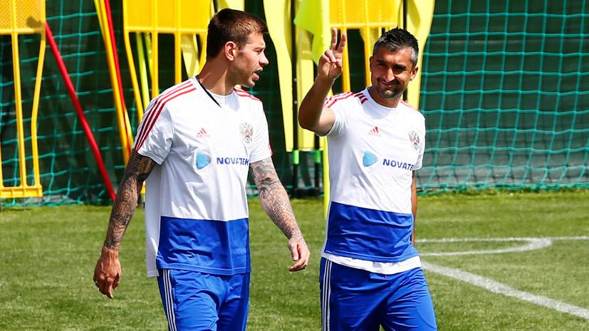 Самедов назвал главный козырь сборной России