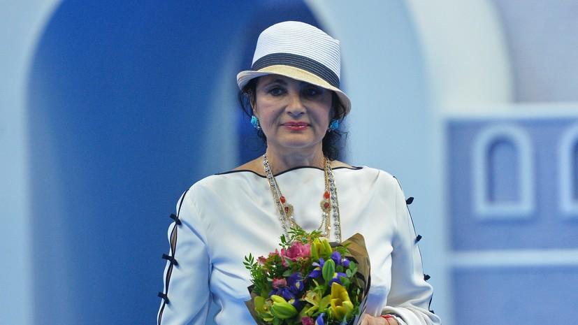 Ирине Винер-Усмановой присвоили звание почётного гражданина Московской области