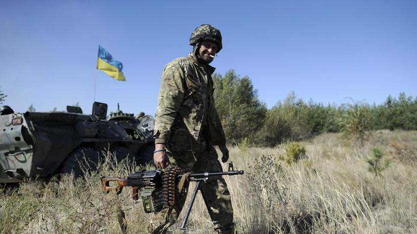 В МВД Украины допустили взятие Москвы «мощным украинским солдатом»