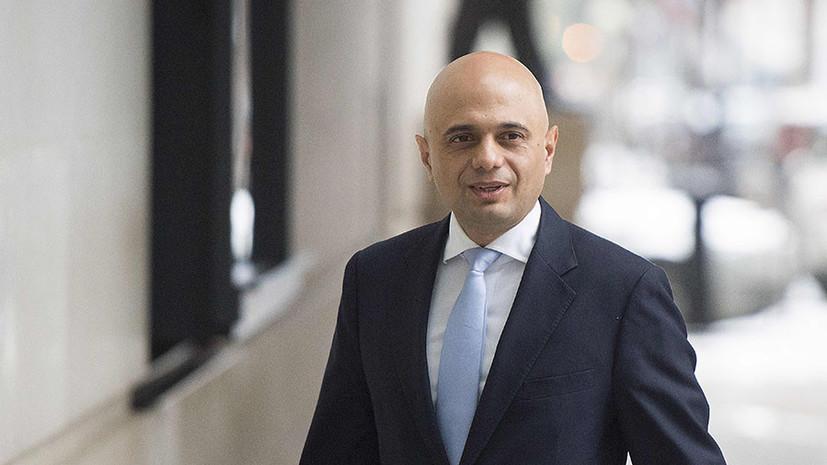 Глава МВД Британии обвинил парламентариев в поддержке RT