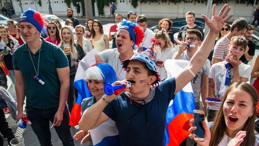 В центре Кирова ограничат движение транспорта во время трансляций матчей ЧМ-2018