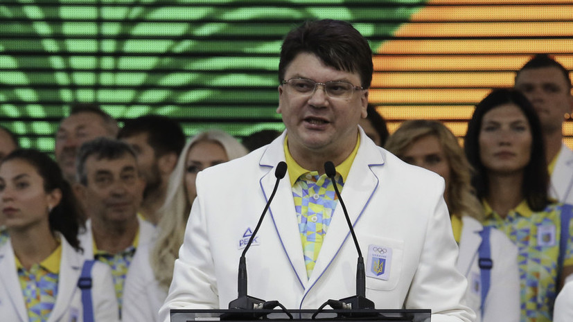 Министр спорта Украины считает, что решение выгнать из «Карпат» поддержавшего Россию на ЧМ вратаря было правильным