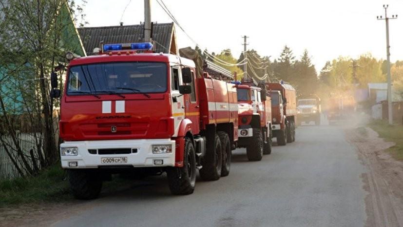 Спасатели предупредили о высокой пожарной опасности в Оренбургской области