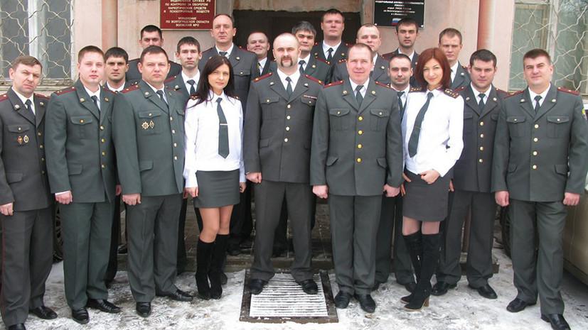 «Сохранить честь мундира»: в Волгограде четыре года пытаются осудить наркополицейских за взятку