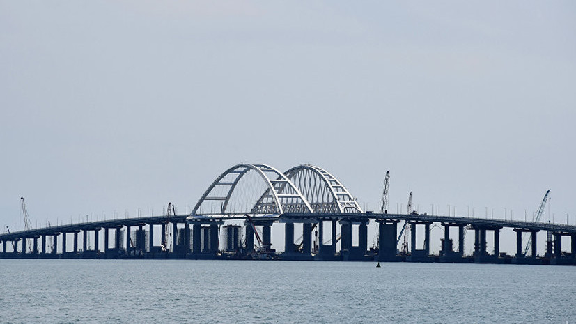 Турпоток в Алуште вырос после открытия Крымского моста