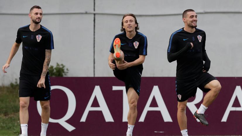 Представитель Федерации футбола Хорватии рассказал о подготовке к матчу с Россией