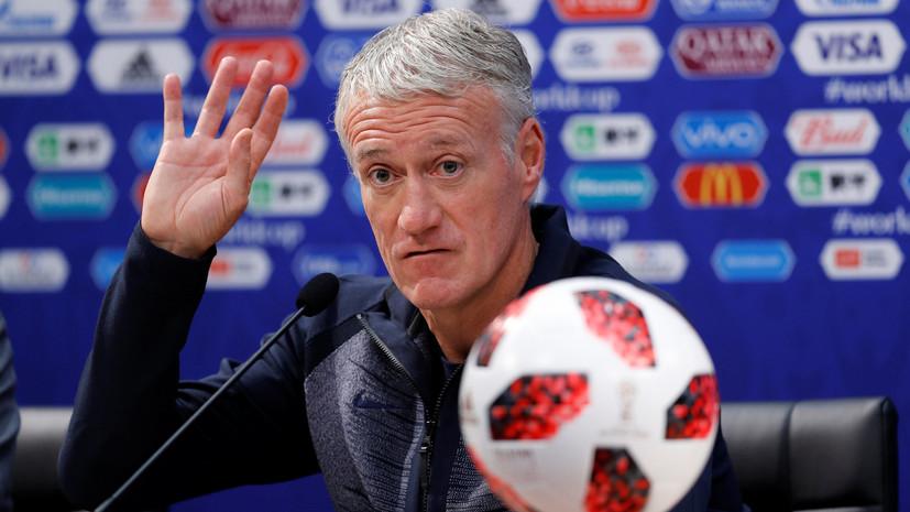 «Будем соперниками, а не врагами»: тренеры Франции и Уругвая о четвертьфинале ЧМ-2018