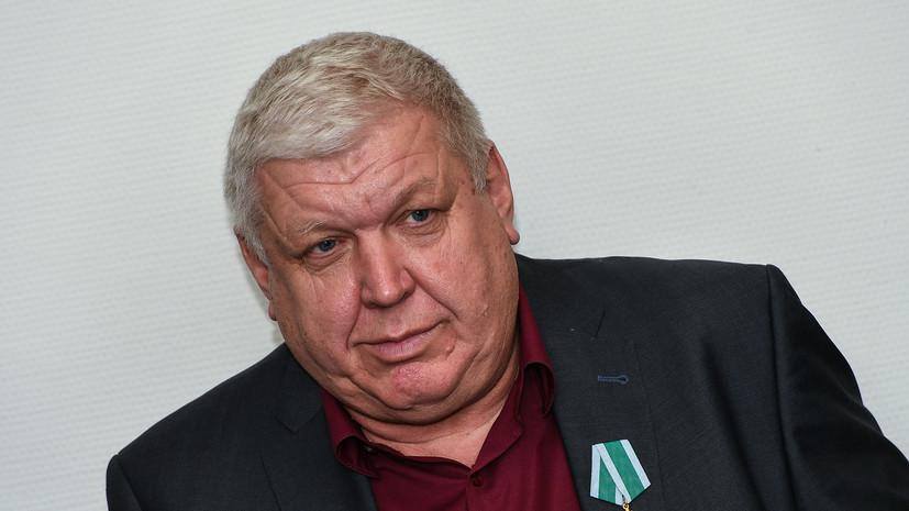 Трефилов рассказал, как будет поддерживать сборную России в матче ЧМ-2018  с Хорватией