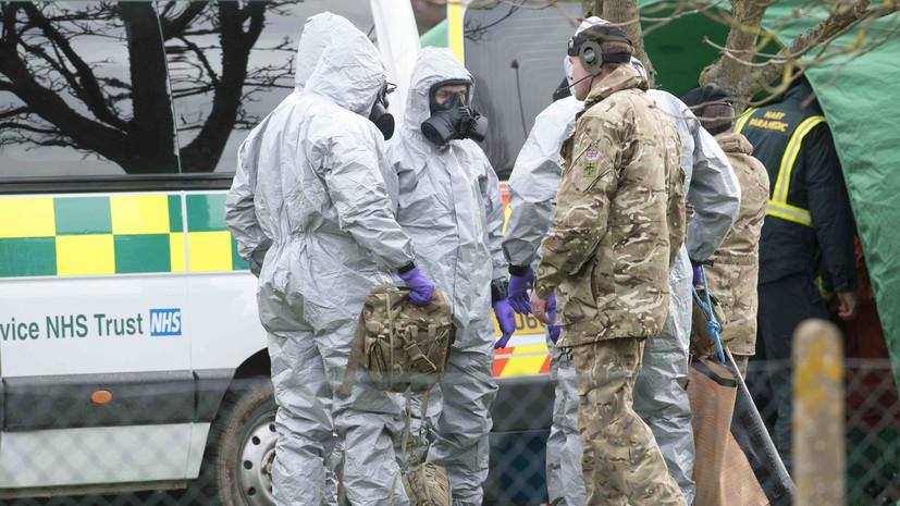 СМИ: Ливень в Солсбери «спас» Сергея и Юлию Скрипаль