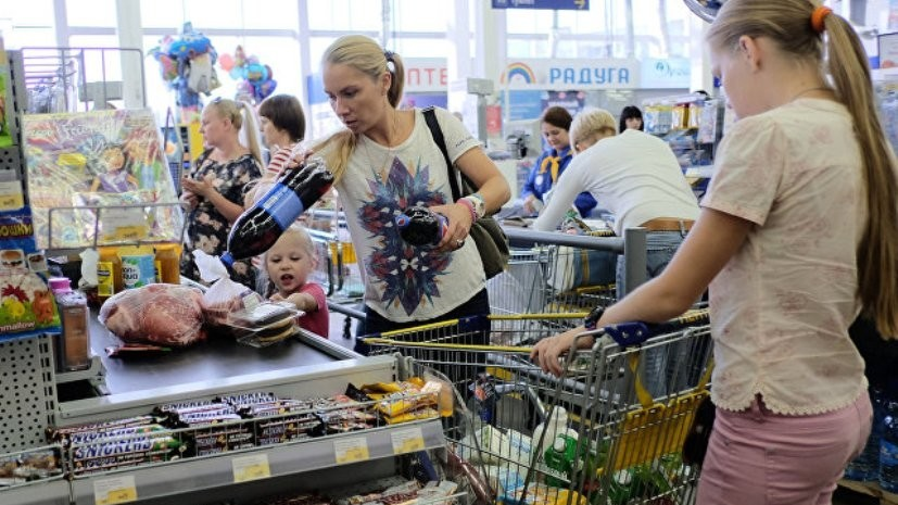 СМИ: Минтруд предложил пересмотреть набор продуктов в потребительской корзине