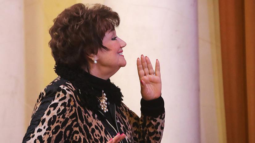 Народная артистка СССР Тамара Синявская рассказала о новом поколении певцов