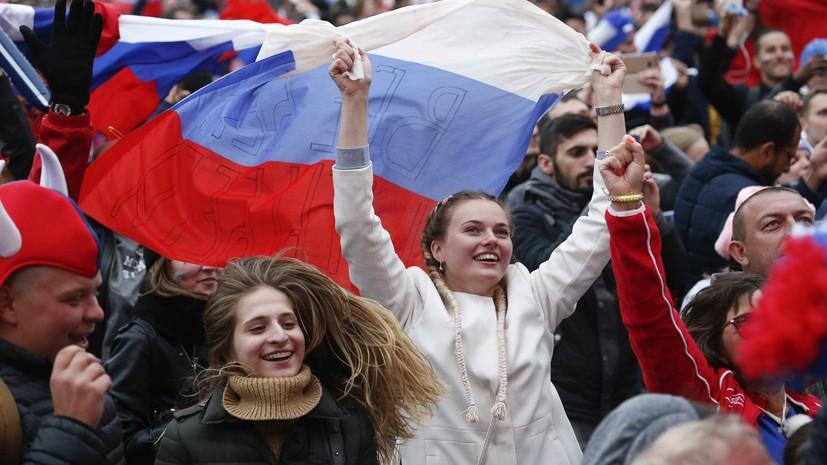 В Петербурге ожидают миллионного посетителя Фестиваля болельщиков 6 июля