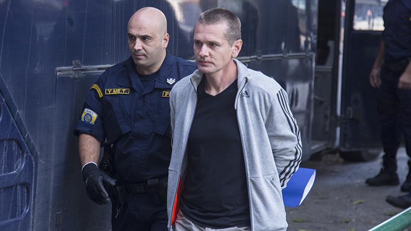 Адвокат: суд в Греции пытался тайно в ускоренном порядке выдать Винника Франции