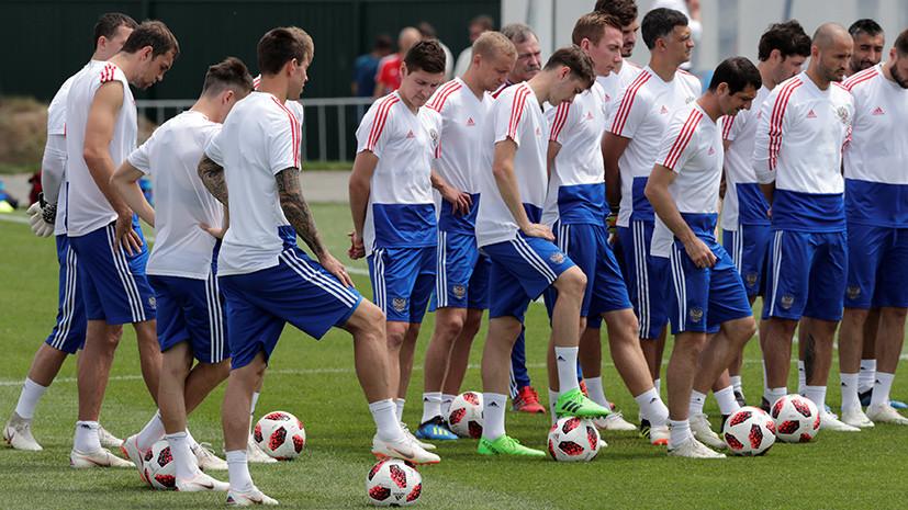 «Начнём работать на 100% с первой минуты»: Черчесов о матче с Хорватией и настроении команды