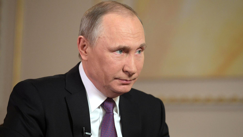 Песков: Путин следит за реакцией на изменения пенсионного законодательства