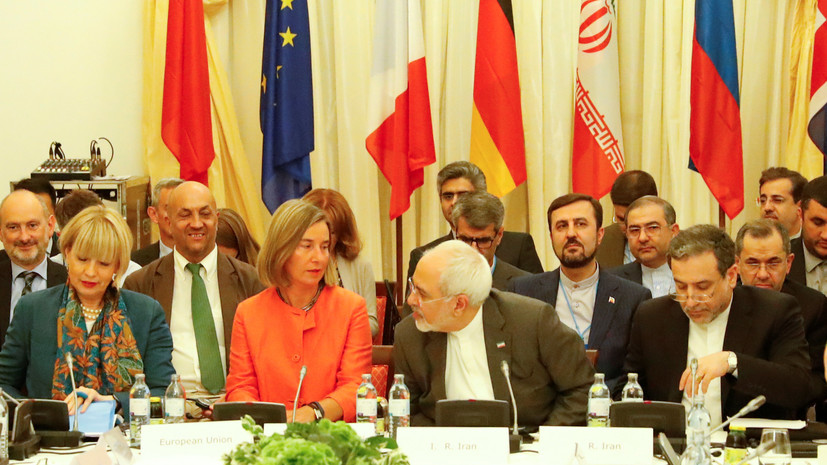 Иран и «пятёрка» договорились защитить свои компании от санкций США