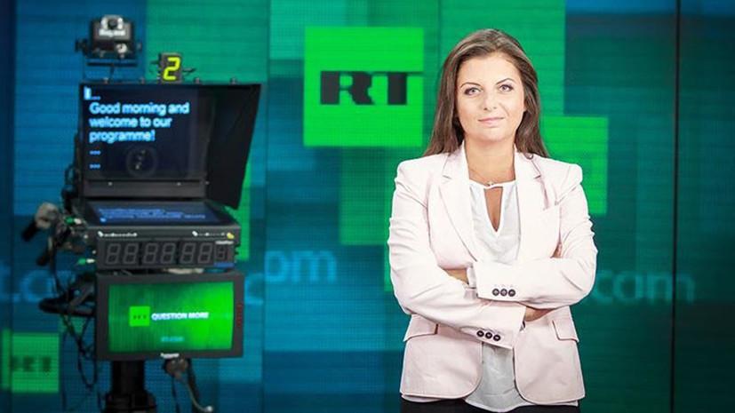 Симоньян заявила, что новые технологии грозят сделать fake news неотличимыми от правды