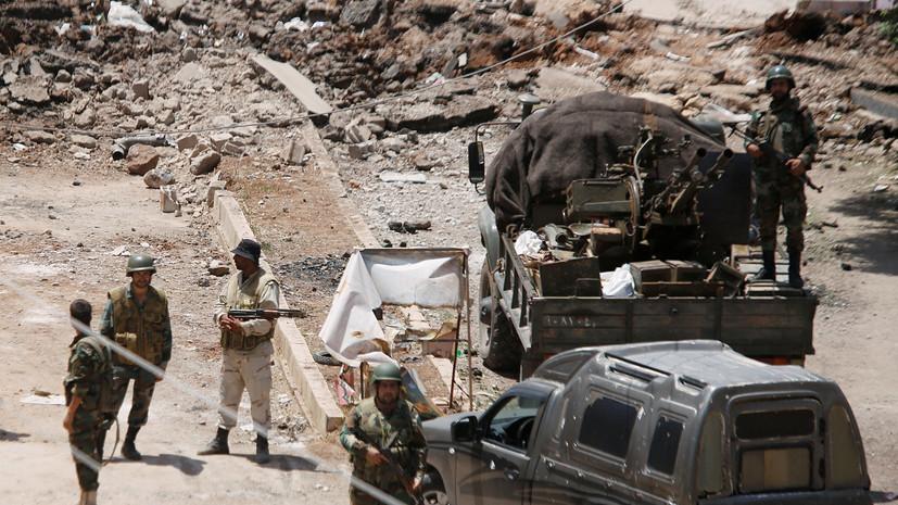 Гатилов назвал политизированной принятую СПЧ ООН резолюцию по Сирии
