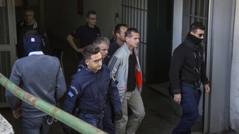 Генпрокуратура поручила СК проверить данные о покушении на Винника в греческой тюрьме
