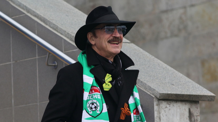 Боярский рассказал об ожиданиях от матча Россия — Хорватия