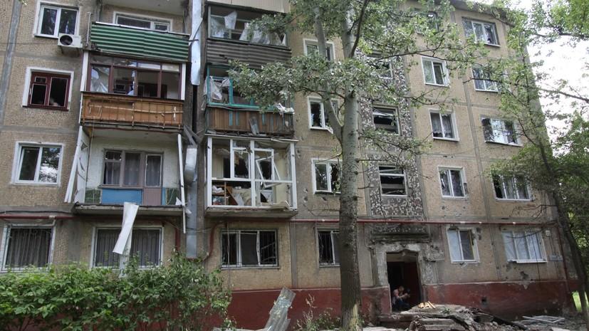 В МВД Украины рассказали о плане по «возвращению Донбасса»