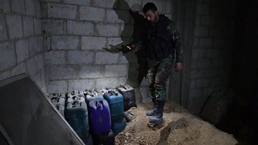 ОЗХО заявила об обнаружении следов хлора в собранных на месте предполагаемой атаки в Думе образцах