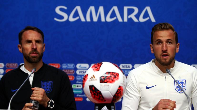 «Нас легко анализировать, но трудно победить»: что говорили тренеры Англии и Швеции перед матчем 1/4 финала ЧМ-2018
