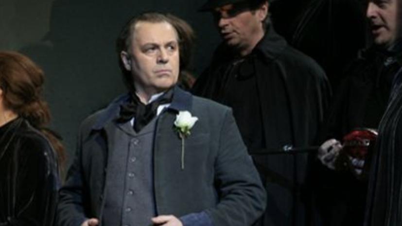 В Мариинском театре прокомментировали смерть оперного певца Гергалова