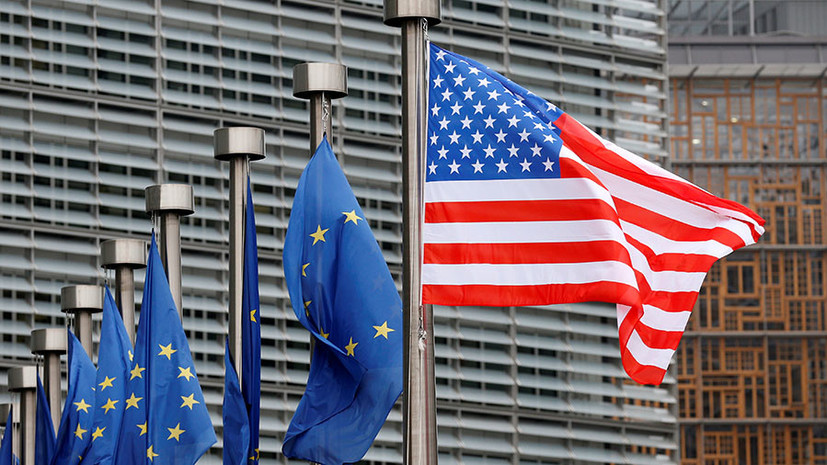 «ЕС чувствует себя очень некомфортно»: почему Брюссель отказался следовать антииранской политике Вашингтона