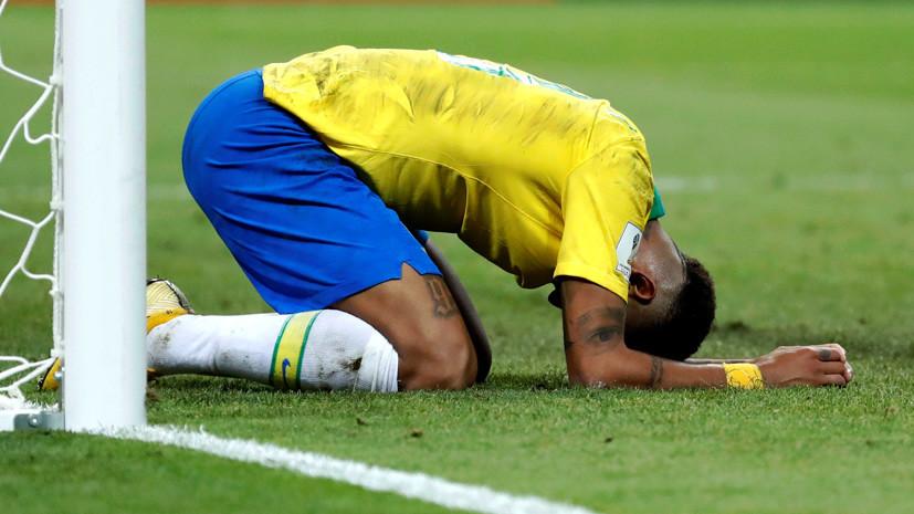 Хитрость Мартинеса, спасения Куртуа и симуляция Неймара: как Бельгия переиграла Бразилию в 1/4 финала ЧМ по футболу