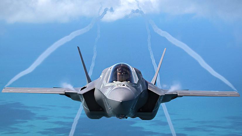 Италия решила отказаться от покупки американских истребителей пятого поколения F-35.