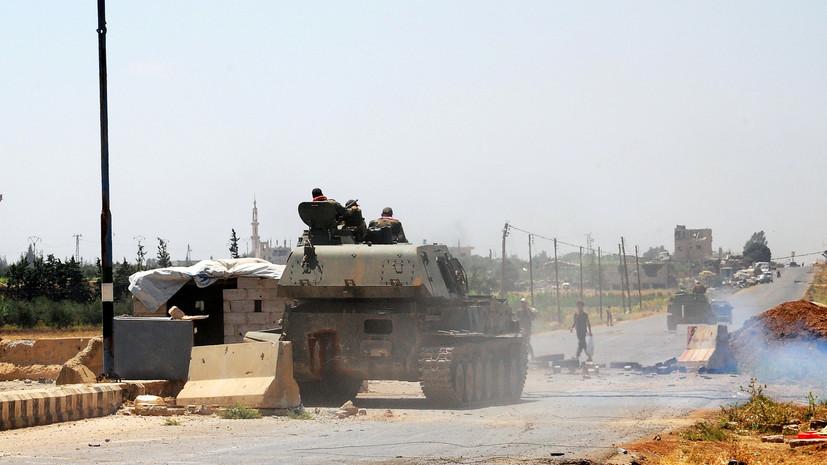 90 населенных пунктов больше нехотят воевать— Перемирие вСирии