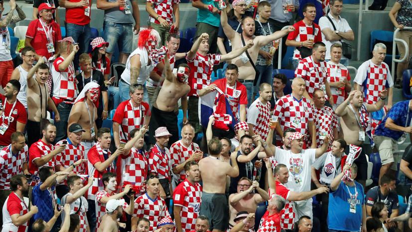 Президент Хорватии: я ещё не сталкивалась с таким уровнем безопасности