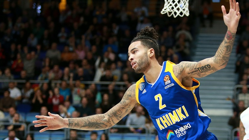 «Химки» подтвердили смерть баскетболиста Ханикатта после перестрелки с полицией