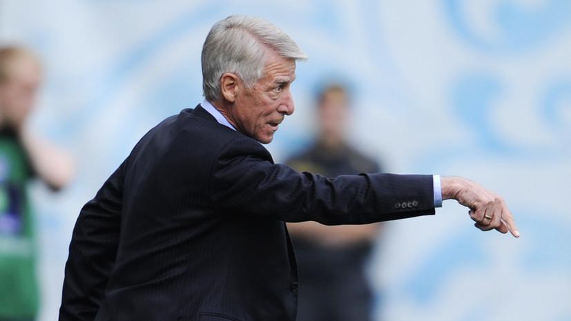 Непомнящий ответил критикам, которые упрекают сборную России в «антифутболе»