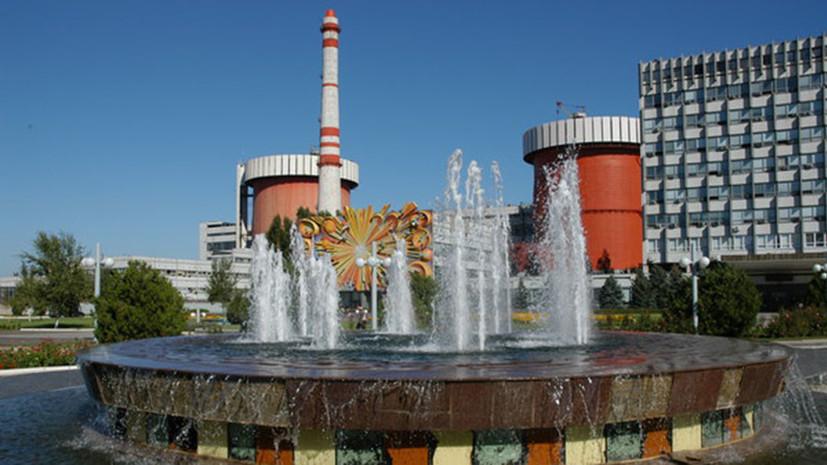 СБУ выявила контрафактное оборудование на Южно-Украинской АЭС