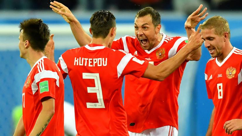 Олимпийский чемпион по футболу Прудников: после Испании мы должны обыграть Хорватию и стать чемпионами мира