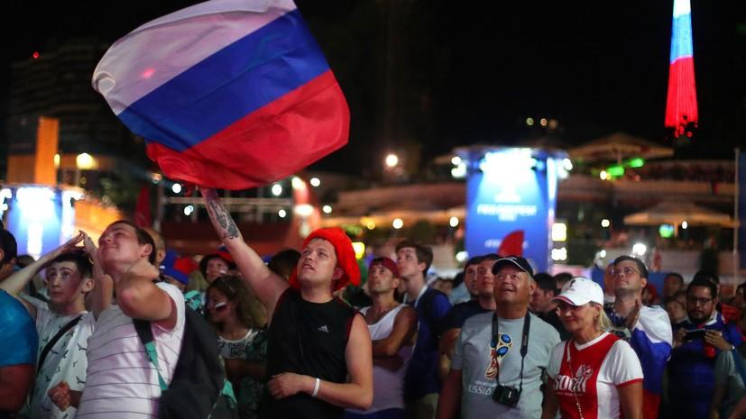 Прудников считает, что страна будет довольна любым исходом матча Россия — Хорватия