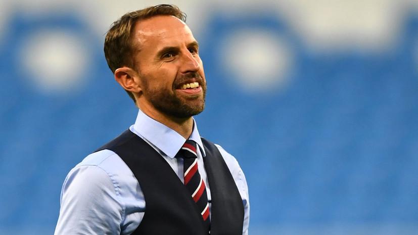 Саутгейт рассказал, что лично для него значит выход сборной Англии в полуфинал ЧМ-2018