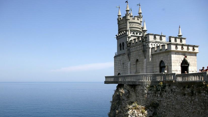 В Киеве сообщили о росте числа посетивших Крым украинцев