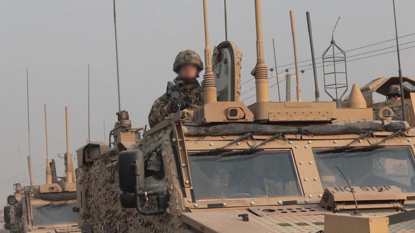 Американский военнослужащий погиб в Афганистане в результате «внутренней атаки»