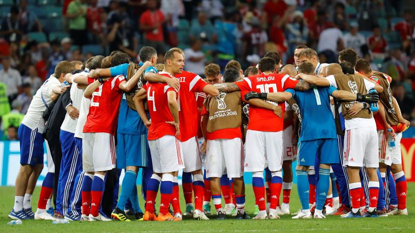 Мутко о вылете сборной России с ЧМ-2018: команду полюбили миллионы, и это самое главное
